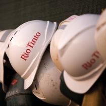 Rio Tinto copper, iron ore output rises though aluminium, titanium slip